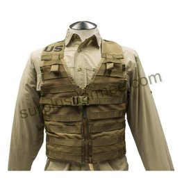 MILCOT American Military Jacket Load Bearing User Coyote ACU