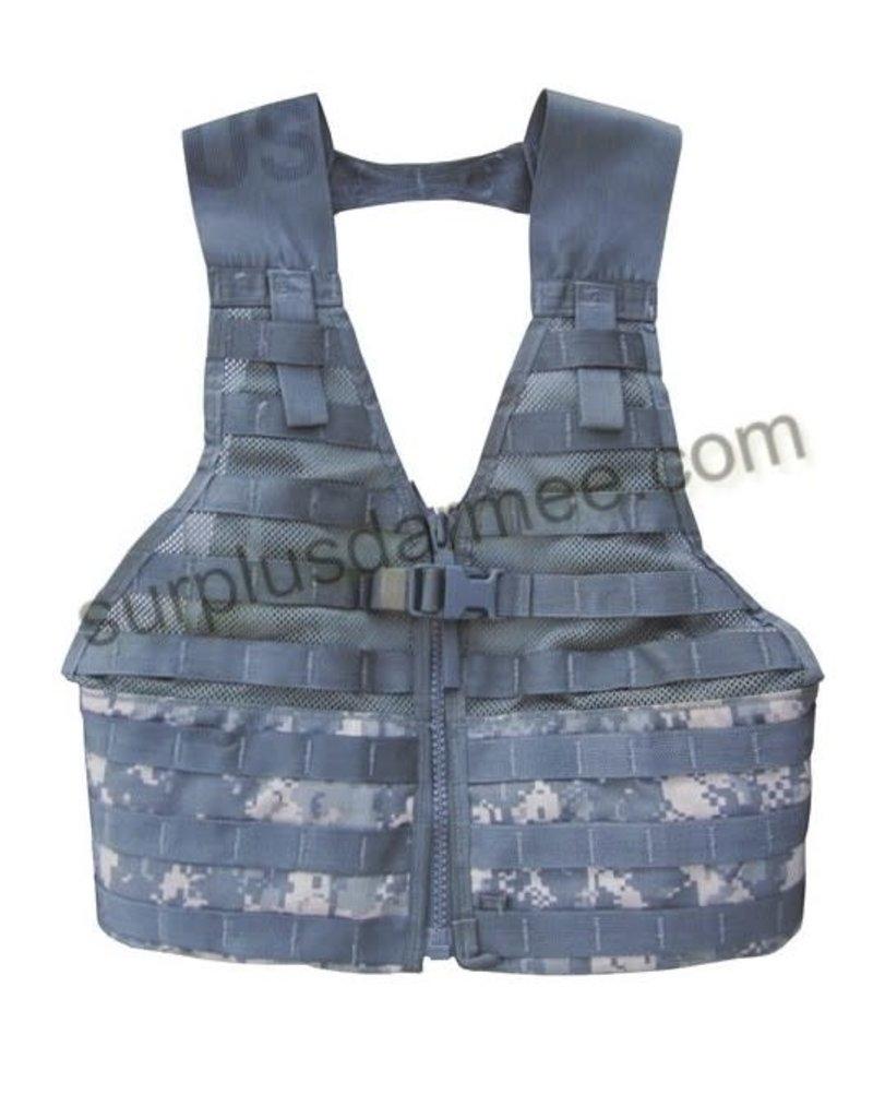 MILCOT American Military Jacket Load Bearing User Coyote ACU