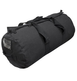 WORLD FAMOUS Canadian Army Black Bag Style Military  World Famous