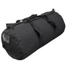 WORLD FAMOUS Poche Kitbag Noir Style Militaire Canadien World Famous