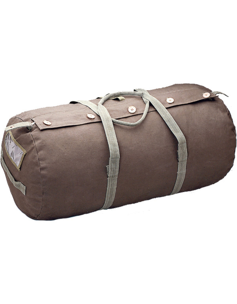 WORLD FAMOUS Paratroop Bag Olive Style Military World Famous
