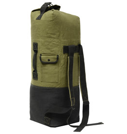 WORLD FAMOUS Poche Duffle Bag Style Militaire World Famous