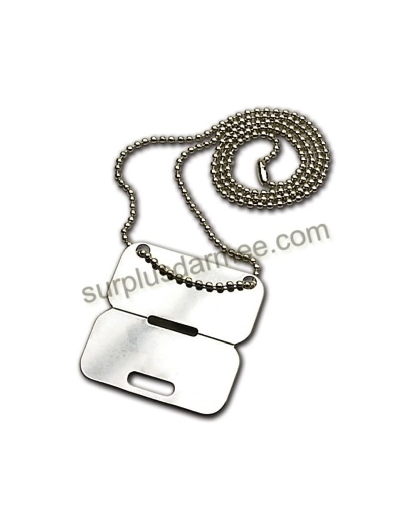 WORLD FAMOUS Dog Tag Plaques Identification Militaire Canadien
