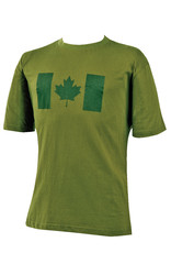 MIL SPEX Mil Spex Canada Flag T-Shirt