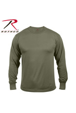 ROTHCO Rothco Moisture Wicking Long Sleeve T-Shirt Olive