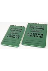 MIL SPEX NoteBook Cahier Tactical  MIL-SPEX 3X5