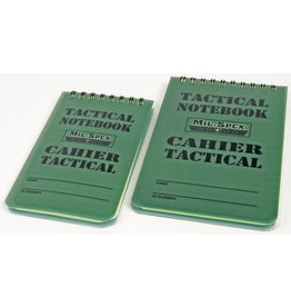 MIL SPEX NoteBook Tactical Notebook MIL-SPEX 3X5