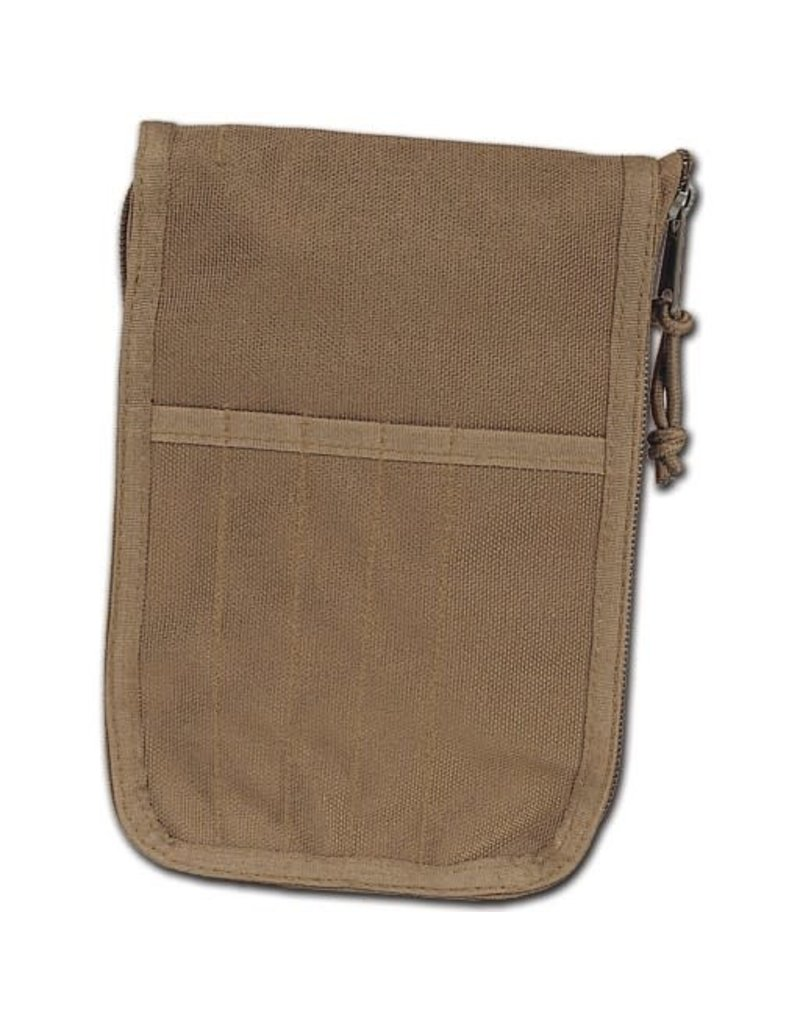MIL SPEX MIL-SPEX Military Style Campaign Notebook Case