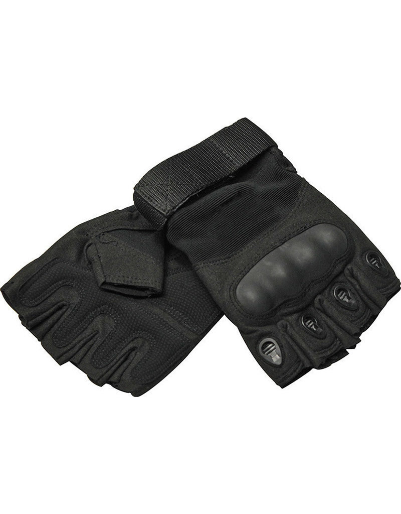 MIL SPEX Fingerless Tactical Gloves MIL-SPEX Airsoft Paintball