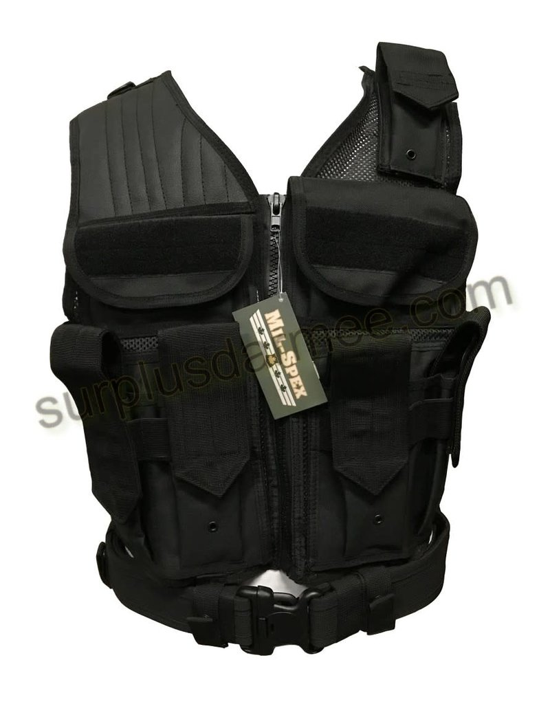 MIL SPEX Airsoft Paintball M-71 Tactical Jacket MIL-SPEX