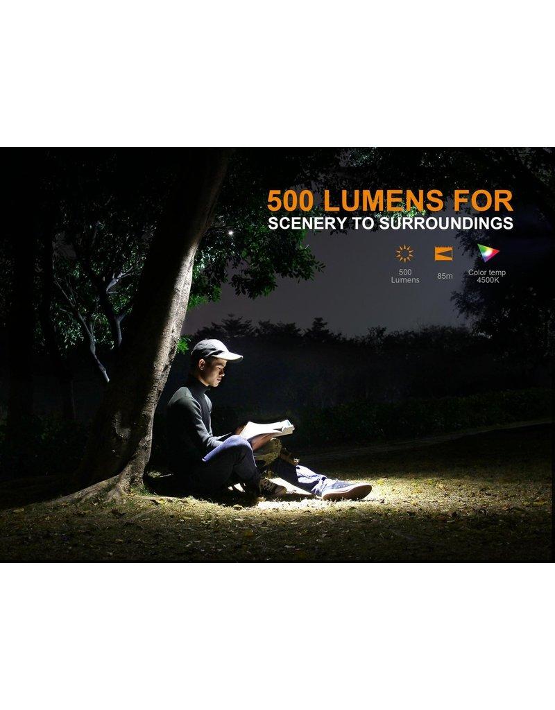 FENIX Lampe de poche Tactique  500 Lumens LD-15R Fenix