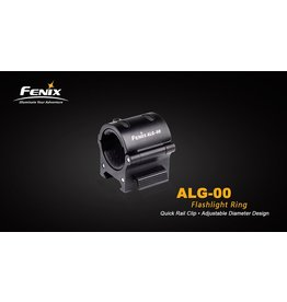 FENIX Fenix ALG-00 Tactical Flashlight Rail Mount