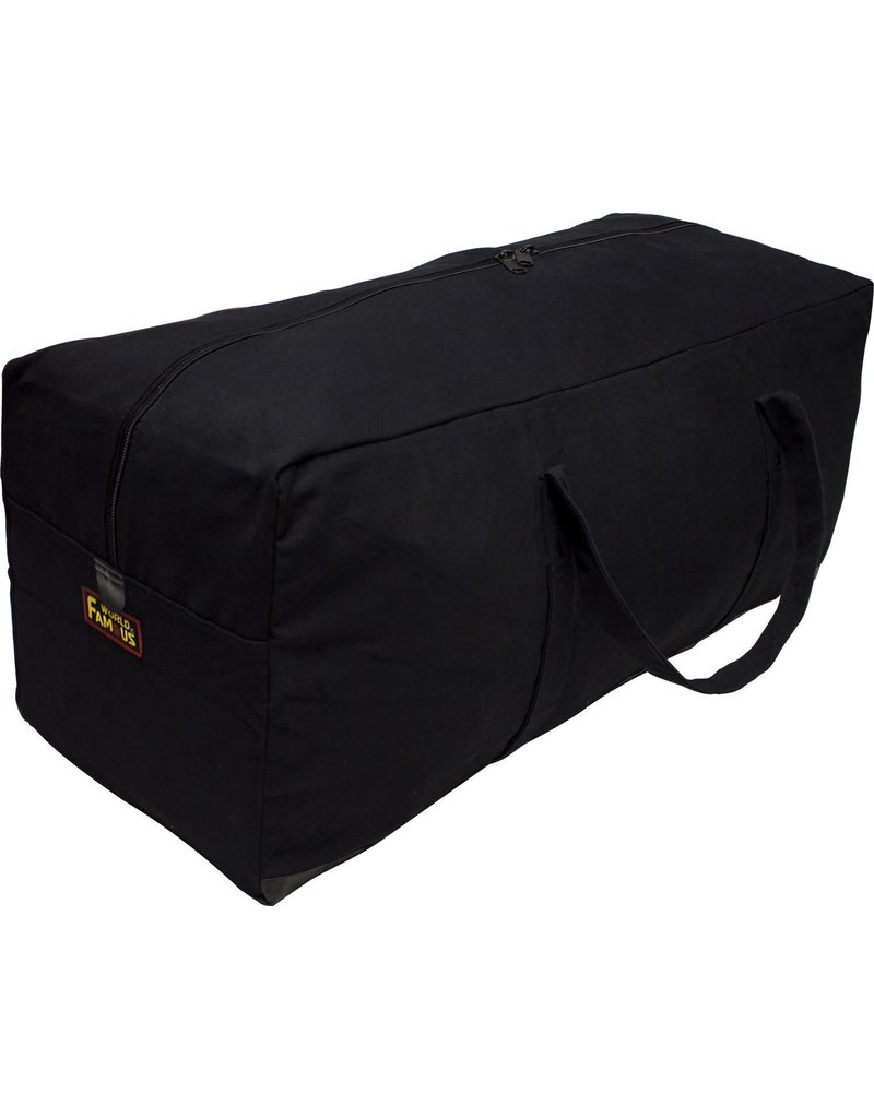 WORLD FAMOUS World Famous Canvas Equipment Duffle Bag