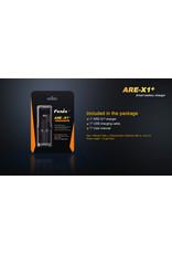 FENIX Chargeur de batterie Simple ARE-X1+ Plus Fenix