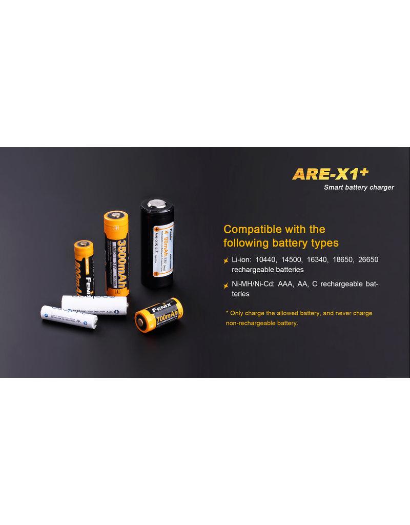 FENIX Fenix ARE-X1 + Plus Single Battery Charger