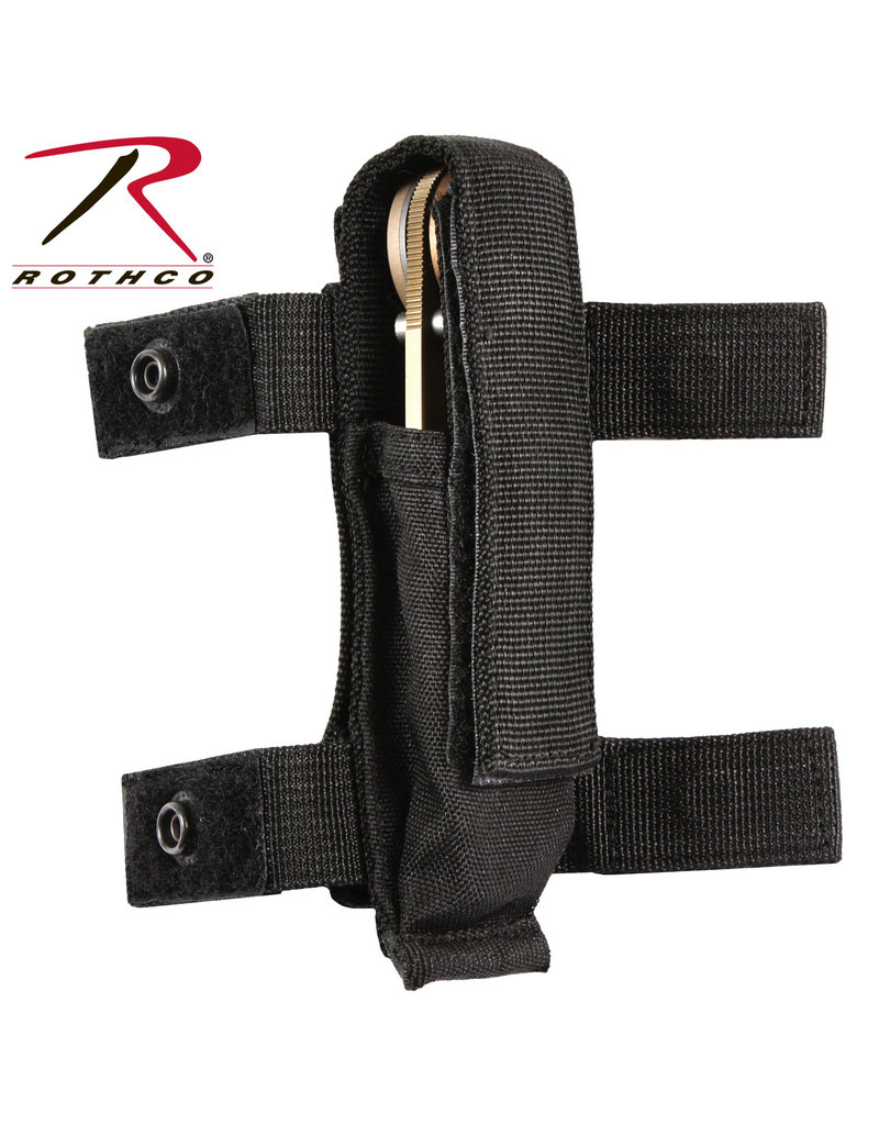 ROTHCO Molle Pouch Flashlight and Knife Tactical Rothco
