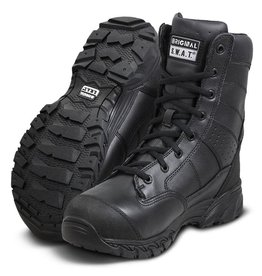 "ORIGINAL SWAT Botte SWAT Tactique Chase 9"" IMPERMEABLE Avec Zipper"