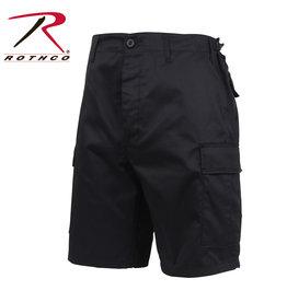 ROTHCO Cargo Shorts Black Military Style Rothco