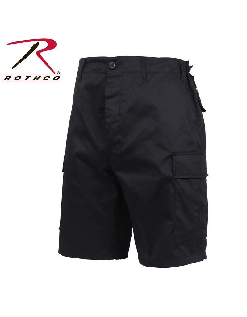 ROTHCO Bermuda Cargo Noir Rothco