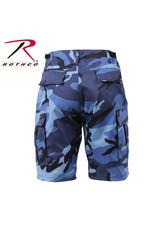 ROTHCO Bermuda Style Militaire Camouflage Bleu Rothco