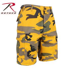 ROTHCO Army Military Style Bermuda Shorts Camouflage Yellow Rothco