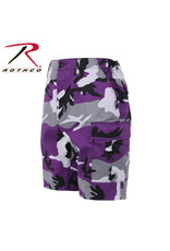 ROTHCO Bermuda Camouflage Mauve Style Militaire Rothco