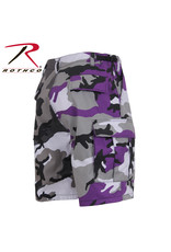 ROTHCO Camouflage Bermuda 2 Colors Urban Purple Rothco