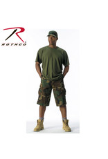 ROTHCO Bermuda Long 13.5 Camouflage Woodland Rothco