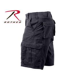 ROTHCO Cargo Shorts Vintage Black Rothco