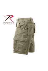 ROTHCO Bermuda Cargo Vintage Khaki Style Militaire Rothco