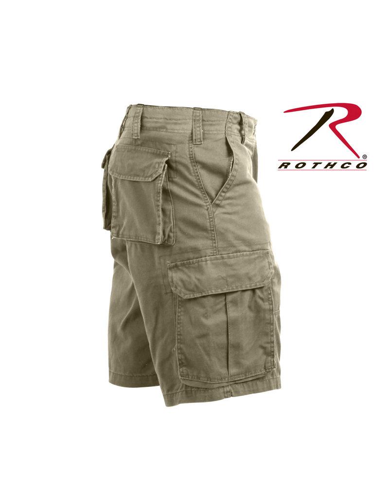 ROTHCO Bermuda Short Cargo Vintage Khaki Rothco