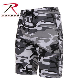 ROTHCO Rothco Camo Sweat Shorts