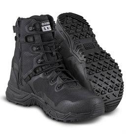 "ORIGINAL SWAT Tactical Boot Alpha Fury 8 ""Zipper Original Swat"