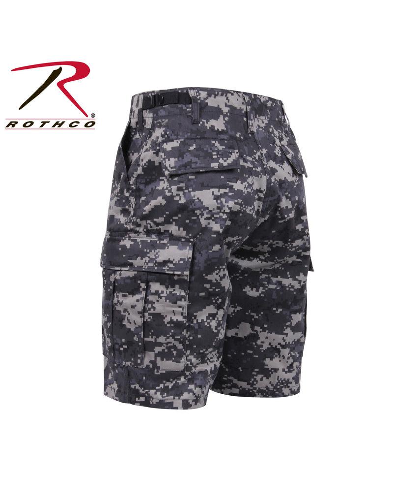 ROTHCO Bermuda Camouflage Digital Subdued Rothco