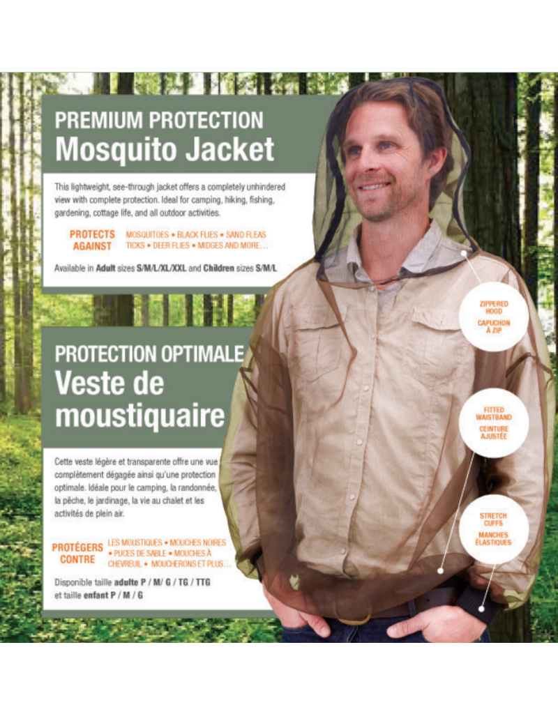 BELL OUTDOORS Mosquito Wicking Jacket