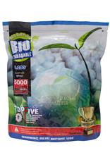 G&G Bio 0.20g G & G Bag (1kg) 5000 Balls (BBs) White