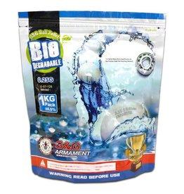 G&G Organic 0.25g G & G Sachet (1kg) Organic White BBs 0.25g G & G