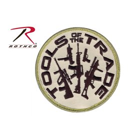 ROTHCO Rothco Tools Of The Trade Morale Patch