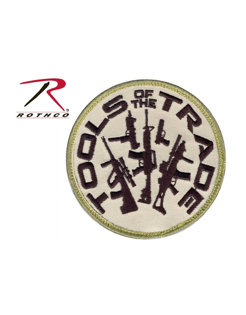 ROTHCO Patch Tools of the Trade Velcro
