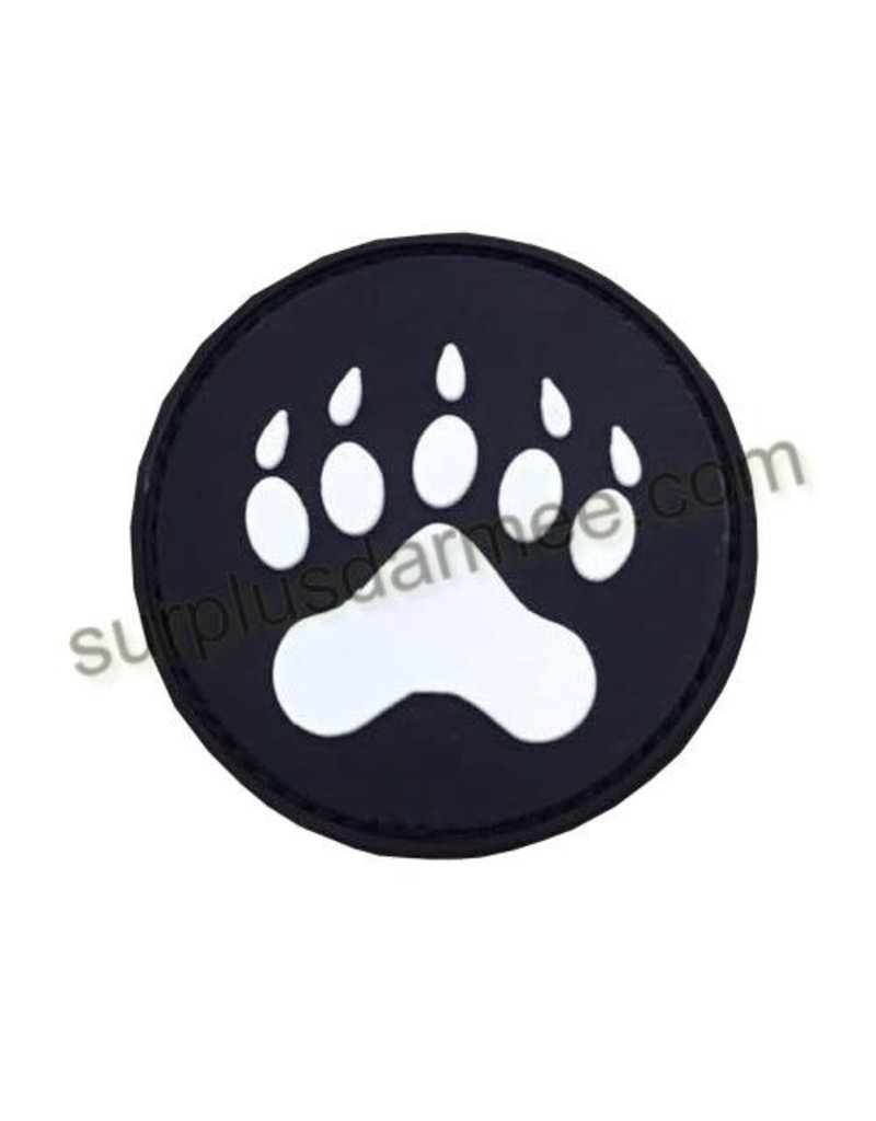 SHADOW ELITE Patch PVC Velcro Wolf