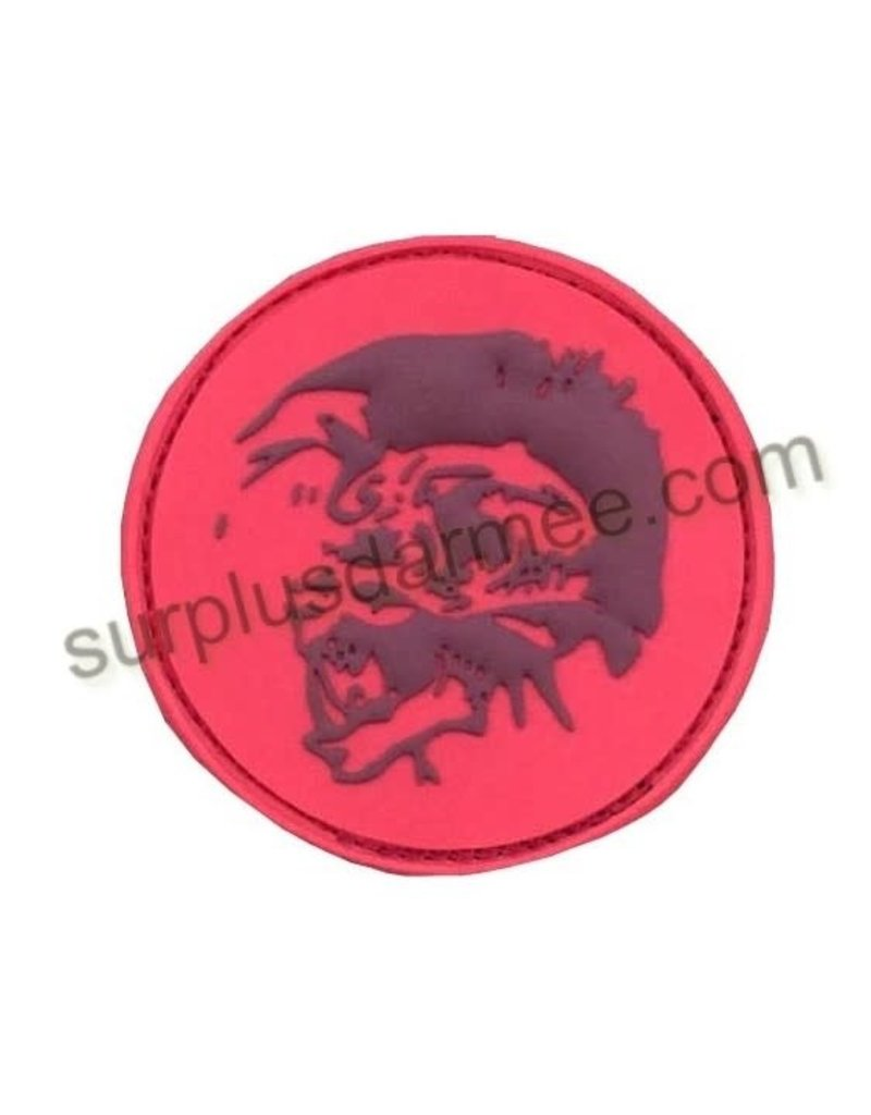 SHADOW ELITE Patch PVC Velcro Stunning Rouge