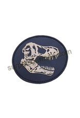 SHADOW Patch PVC Velcro D'Skull