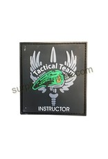 SHADOW Patch PVC Velcro Instructor Team
