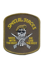 ROTHCO Rothco Special Forces Mess wtih the Best Patch