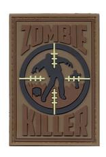 ROTHCO patch zombie killer pvc brun velcro