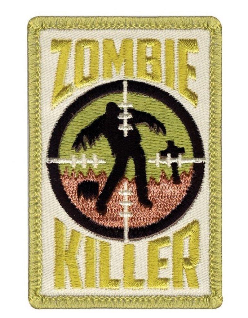 ROTHCO Patch Zombie killer Vert Velcro