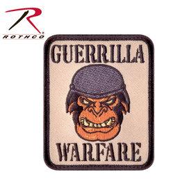 ROTHCO Patch Velcro Guerrilla Warfare