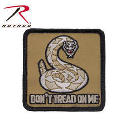 ROTHCO Patch Velcro Don't Trade On Me Carré