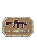 ROTHCO Patch Velcro Come And Take It (TAN)