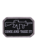 ROTHCO Patch Velcro Come And Take It (NOIR)